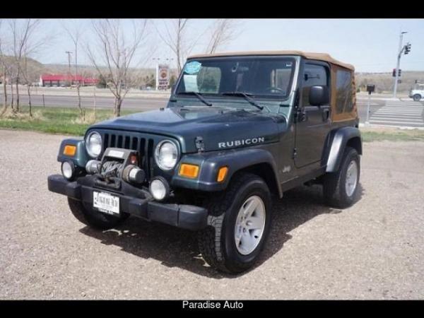Jeep Wrangler 2004 $12600.00 incacar.com