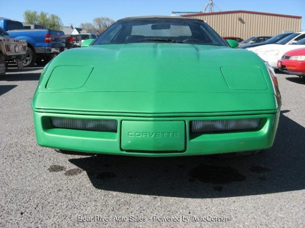 Chevrolet Corvette 1989 $4500.00 incacar.com