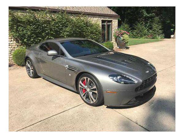 Aston Martin V12 Vantage 2012 $125000.00 incacar.com