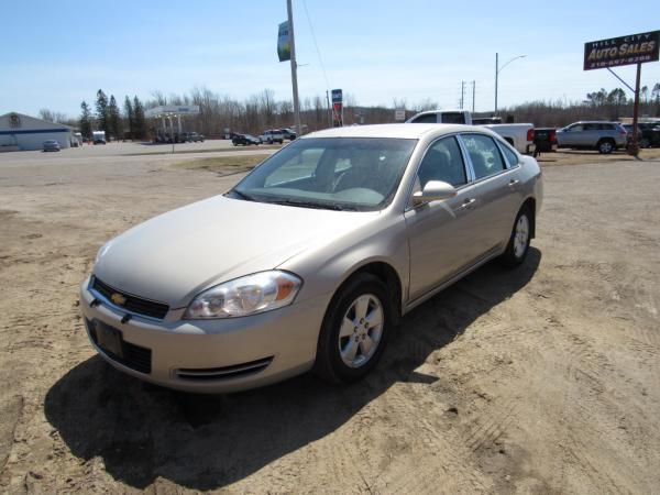 Chevrolet Impala 2008 $3295.00 incacar.com