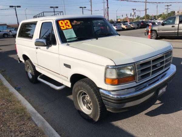 Ford Bronco 1993 $5995.00 incacar.com