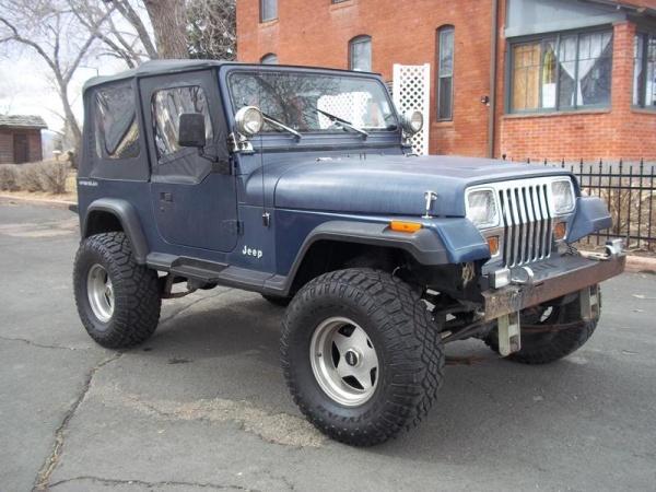 Jeep Wrangler 1991 $6795.00 incacar.com