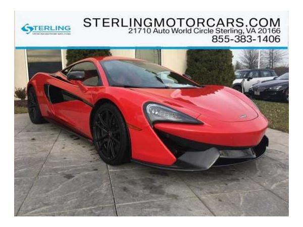 McLaren 570S 2016 $189990.00 incacar.com
