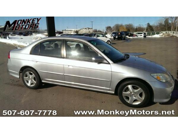 Honda Civic 2004 $3995.00 incacar.com