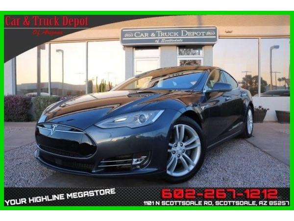 Tesla Model S 2015 $64999.00 incacar.com