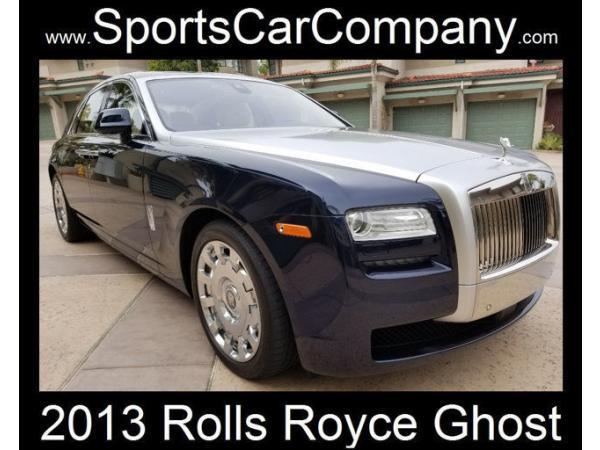 Rolls-Royce Ghost 2013 $159998.00 incacar.com