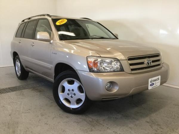 Toyota Highlander 2005 $9600.00 incacar.com