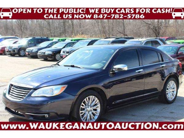Chrysler 200 2011 $1000.00 incacar.com