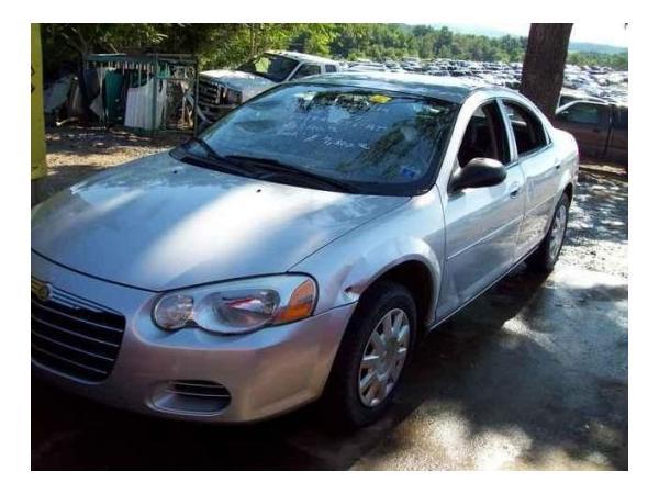 Chrysler Sebring 2004 $1702.00 incacar.com