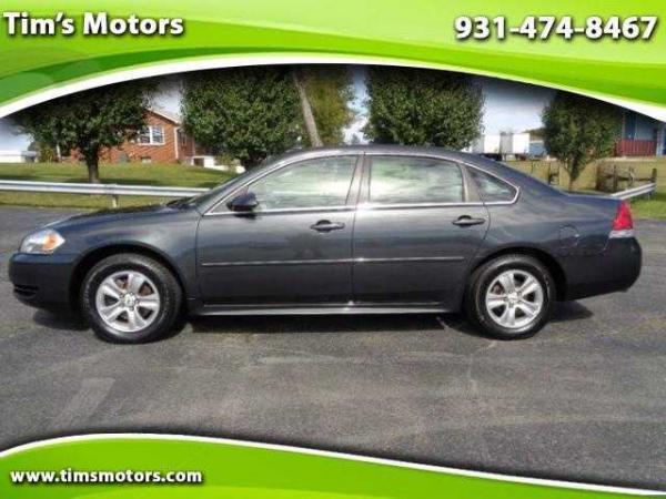 Chevrolet Impala 2014 $6622.00 incacar.com