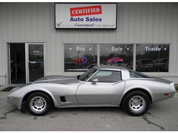 Chevrolet Corvette 1981 $9995.00 incacar.com