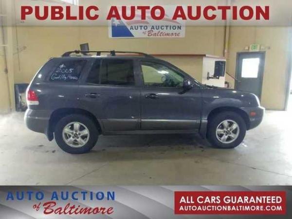 Hyundai Santa Fe 2005 $2200.00 incacar.com