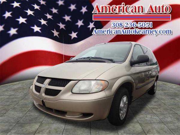 Dodge Grand Caravan 2003 $1488.00 incacar.com