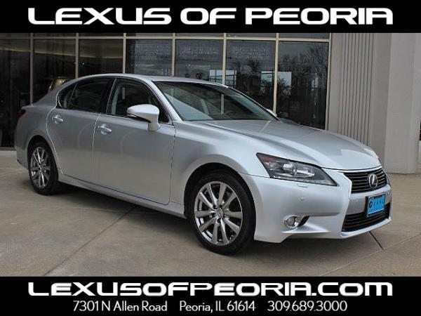 Lexus GS 2013 $24500.00 incacar.com