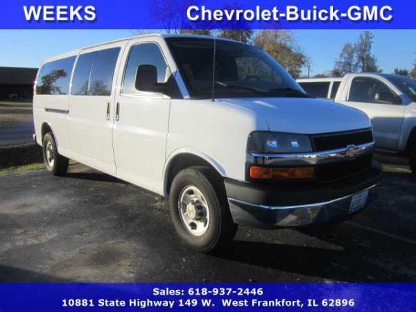 Chevrolet Express 3500 2014 $21900.00 incacar.com