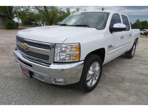 Chevrolet Silverado 1500 2012 $15999.00 incacar.com