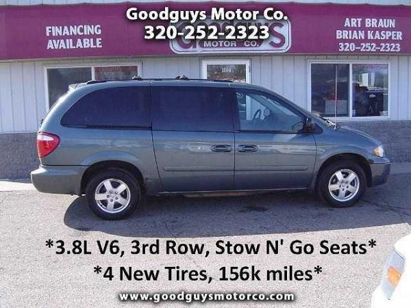 Dodge Grand Caravan 2005 $1988.00 incacar.com