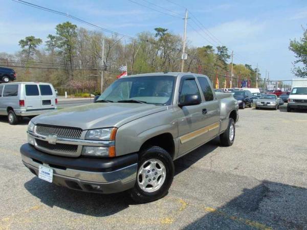 Chevrolet Silverado 1500 2003 $10988.00 incacar.com