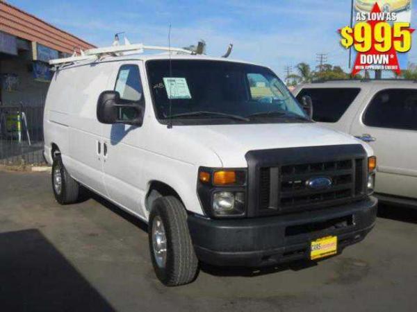 Ford E-250 2010 $13495.00 incacar.com