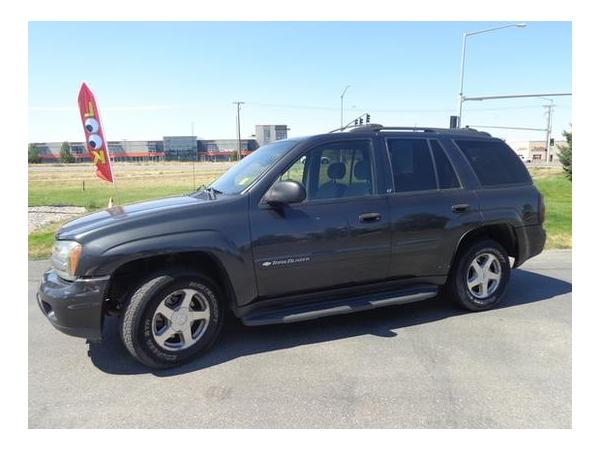 Chevrolet Trailblazer 2003 $4400.00 incacar.com