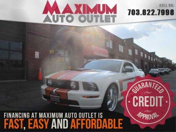 Ford Mustang 2008 $12995.00 incacar.com