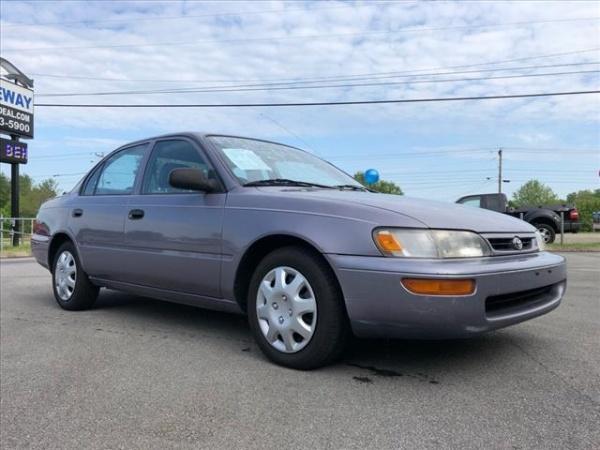 Toyota Corolla 1997 $3495.00 incacar.com