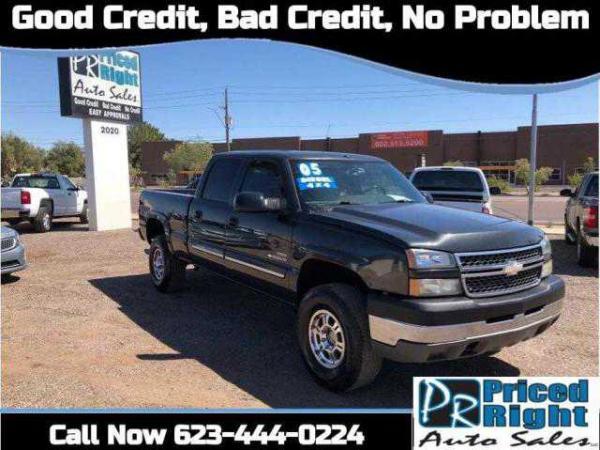 Chevrolet Silverado 2500 2005 $13500.00 incacar.com