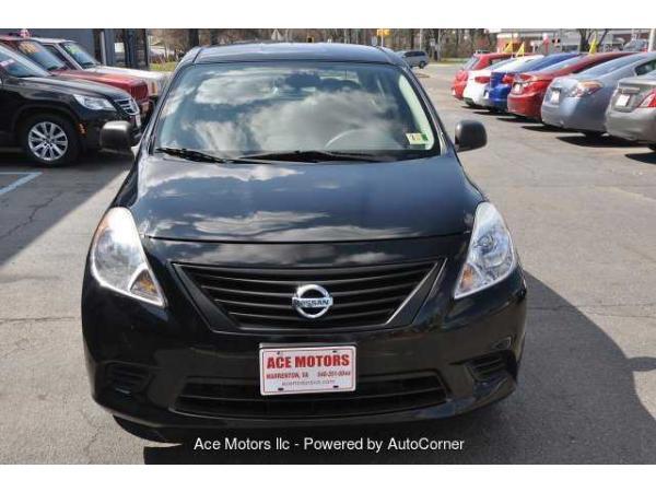 Nissan Versa 2012 $4495.00 incacar.com