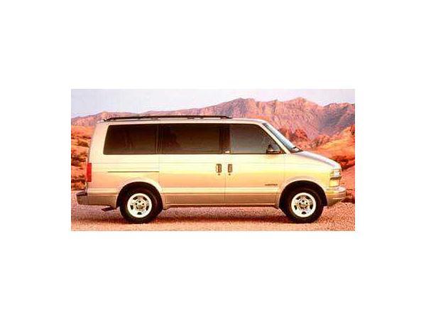 Chevrolet Astro 2003 $1432.00 incacar.com