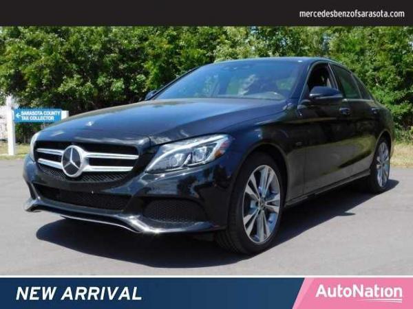 Mercedes-Benz C-Class 2018 $61215.00 incacar.com