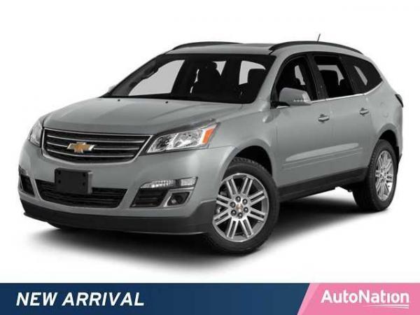 Chevrolet Traverse 2014 $17680.00 incacar.com