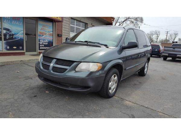Dodge Caravan 2002 $999.00 incacar.com