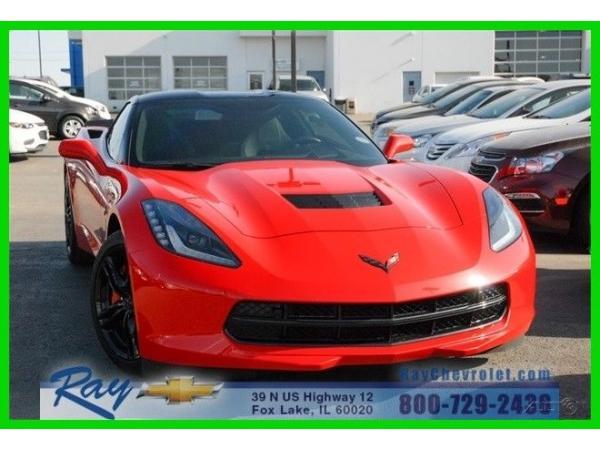 Chevrolet Corvette 2016 $48998.00 incacar.com