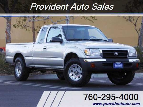 Toyota Tacoma 2000 $10490.00 incacar.com