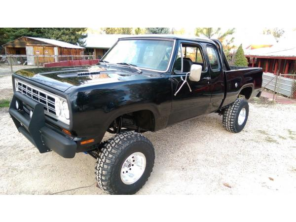 Dodge Power Wagon 1975 $21500.00 incacar.com