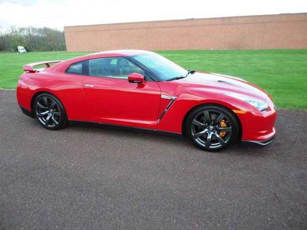 Nissan GT-R 2009 $73977.00 incacar.com