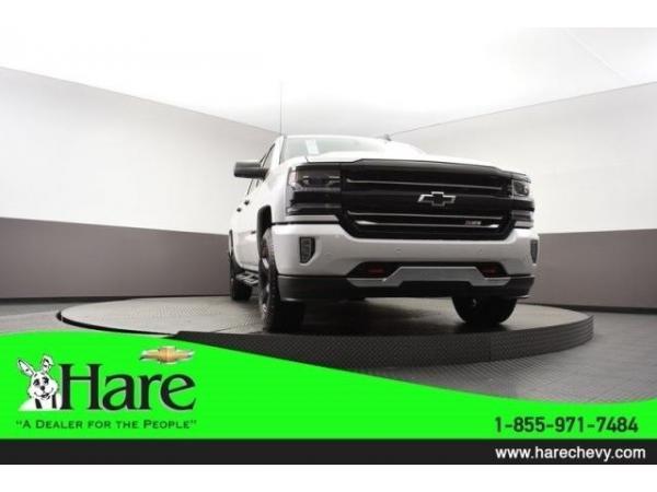 Chevrolet Silverado 1500 2018 $53100.00 incacar.com