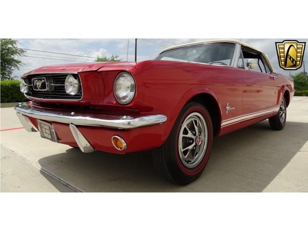 Ford Mustang 1966 $28995.00 incacar.com