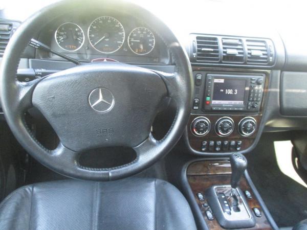 Mercedes-Benz M-Class 2005 $500.00 incacar.com