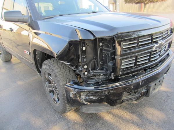 Chevrolet Silverado 1500 2015 $23000.00 incacar.com