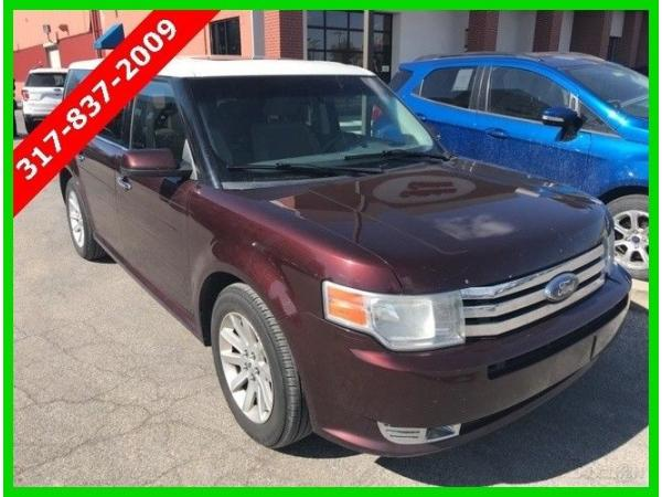 Ford Flex 2009 $7628.00 incacar.com