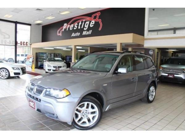 BMW X3 2006 $7485.00 incacar.com