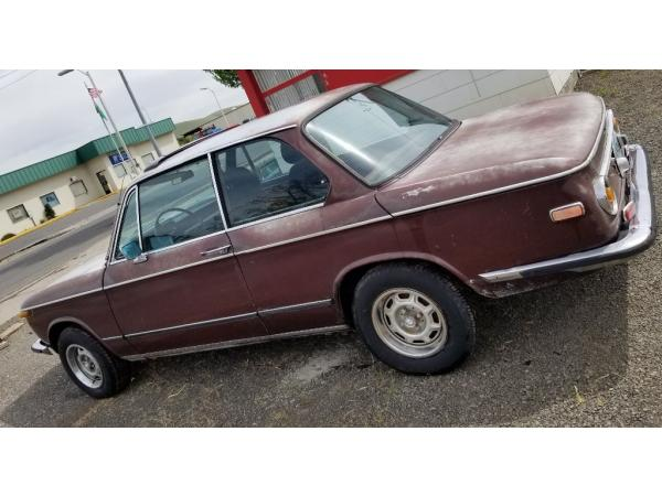 BMW 2002 1973 $2900.00 incacar.com