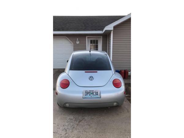 Volkswagen Beetle-New 2002 $2900.00 incacar.com