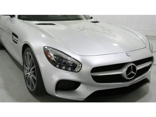 Mercedes-Benz AMG GT 2016 $104881.00 incacar.com