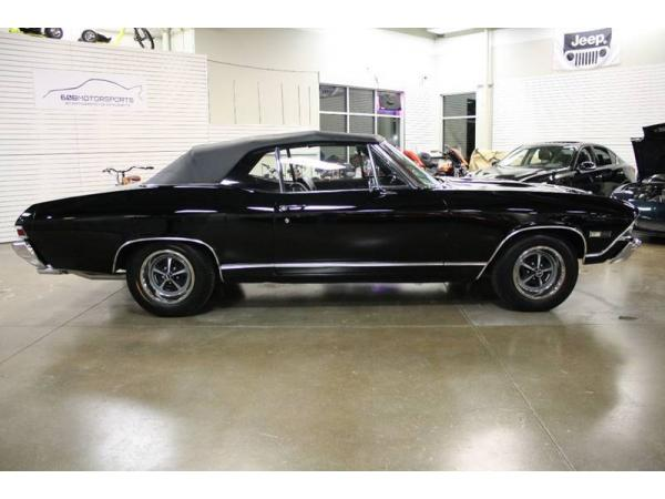Chevrolet Malibu 1968 $31999.00 incacar.com