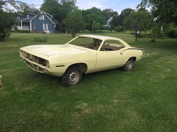 Plymouth Barracuda 1970 $4133.00 incacar.com