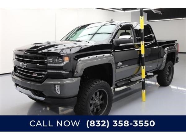 Chevrolet Silverado 1500 2017 $49980.00 incacar.com