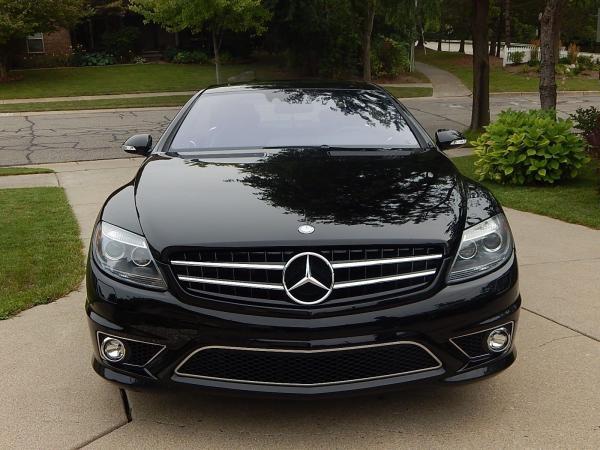 Mercedes-Benz CL-Class 2009 $40000.00 incacar.com