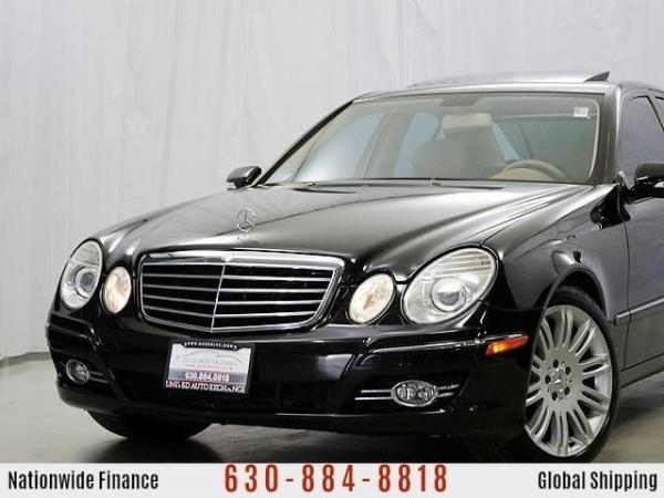 Mercedes-Benz E-Class 2007 $7485.00 incacar.com